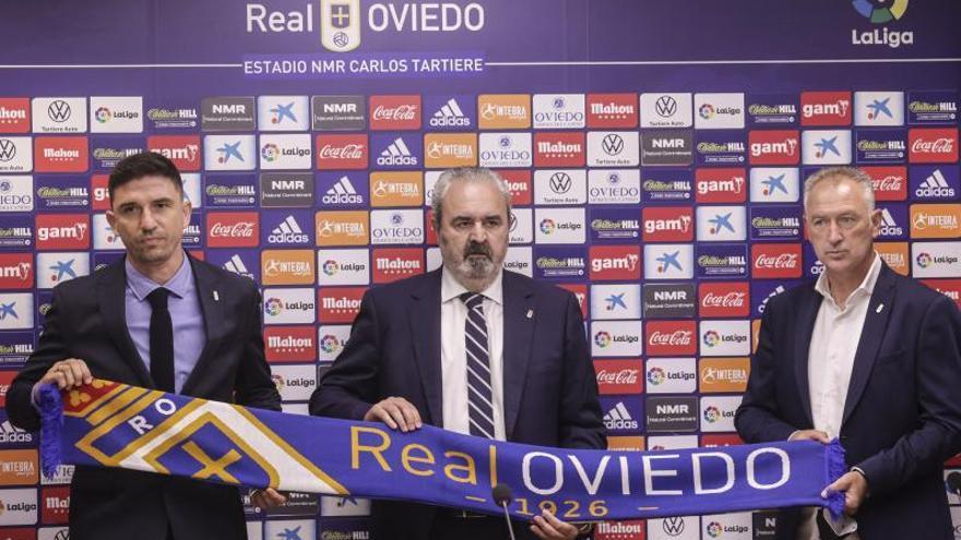 """Los planes de Rubén Reyes a largo plazo: """"Mi objetivo es traer jugadores que creen recursos para el futuro"""""""