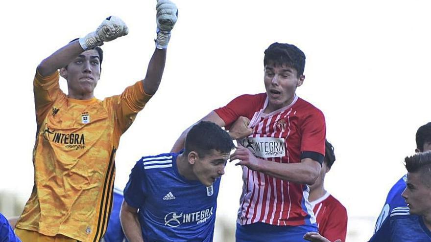 El juvenil de División de Honor del Real Oviedo ya tiene fechas para su lucha por la salvación