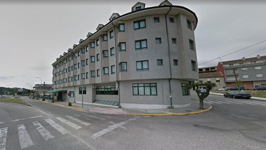 Uno de los dos fallecidos en Vigo procede de la residencia de Salvaterra, que acumula 110 contagios