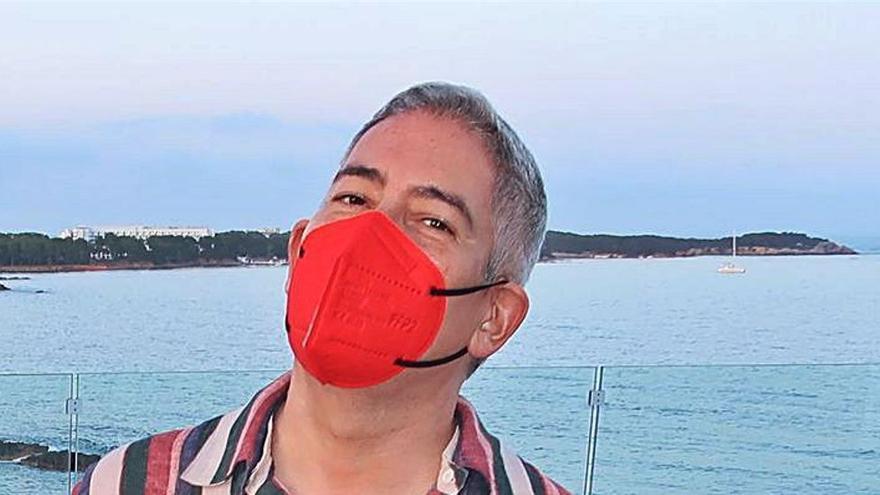 Boris Izaguirre, en Ibiza: «El 'flaó' es infinitamente mejor que la ensaimada»