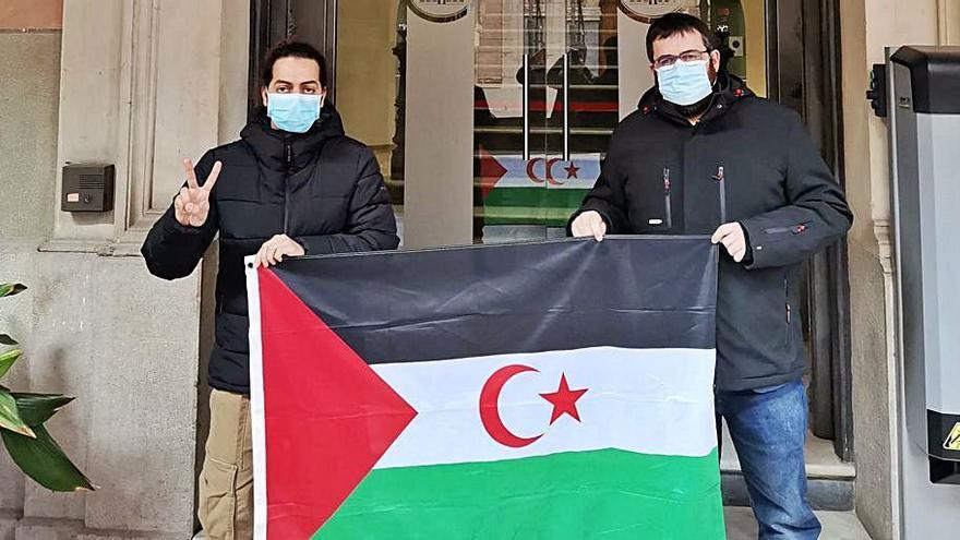Més y Sáhara Acción Mallorca coordinarán acciones de solidaridad con la causa saharaui