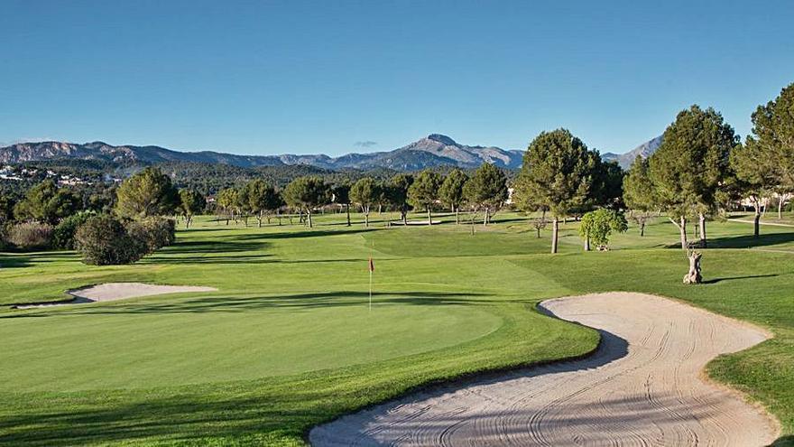 El Mallorca Open Golf se inicia hoy en Santa Ponça con la participación de jugadores de elite
