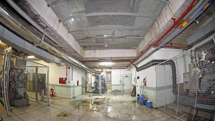 Viaje a las entrañas del túnel de Beiramar