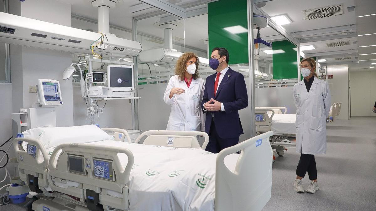 La Junta activa el antiguo Hospital de Emergencia covid y completará las obras en año y medio