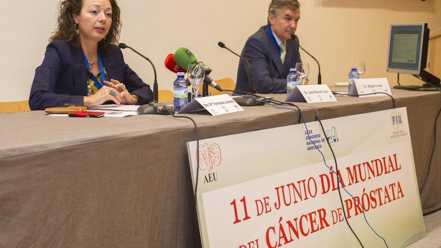 La zamorana Fernanda Lorenzo, jefa de Urología del Complejo Asistencial de Salamanca