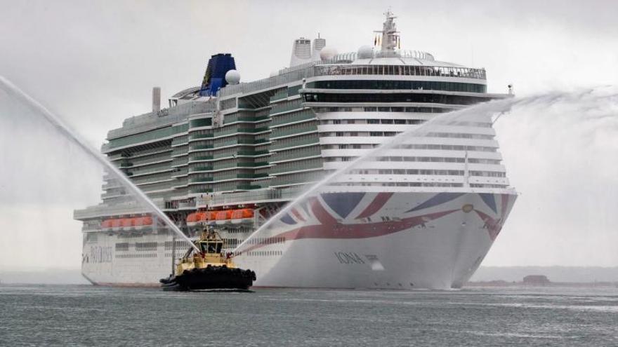 Los cruceros británicos preparan  su vuelta a Canarias con 40 viajes