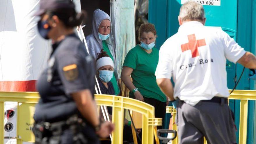 """Canarias se va a """"rebelar"""" contra quien pretenda """"mirar hacia otro lado"""" y que el archipiélago """"no es Europa"""""""