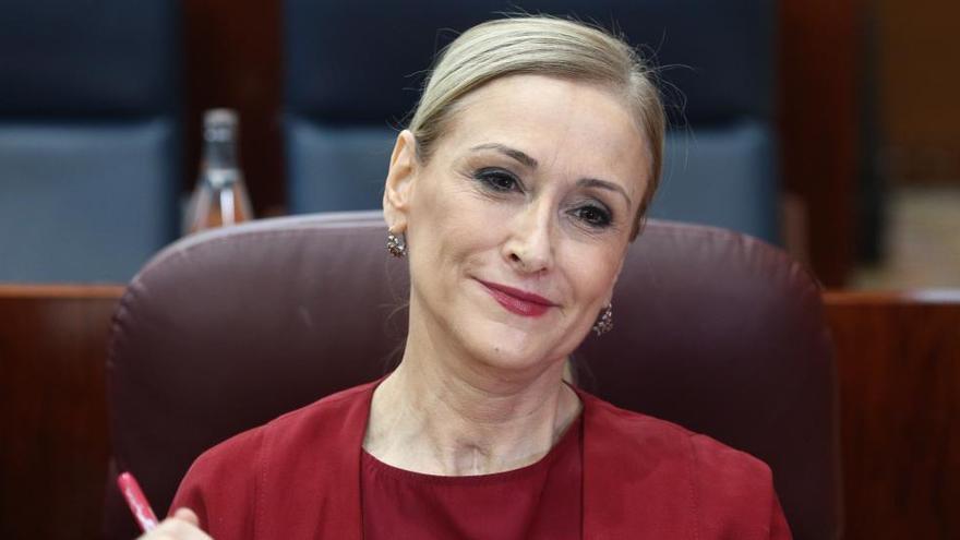 Cristina Cifuentes no acudeix als jutjats al·legant malaltia