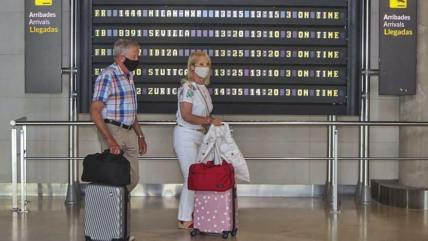 La C. Valenciana comienza a recuperar al turista europeo al ritmo de Ryanair