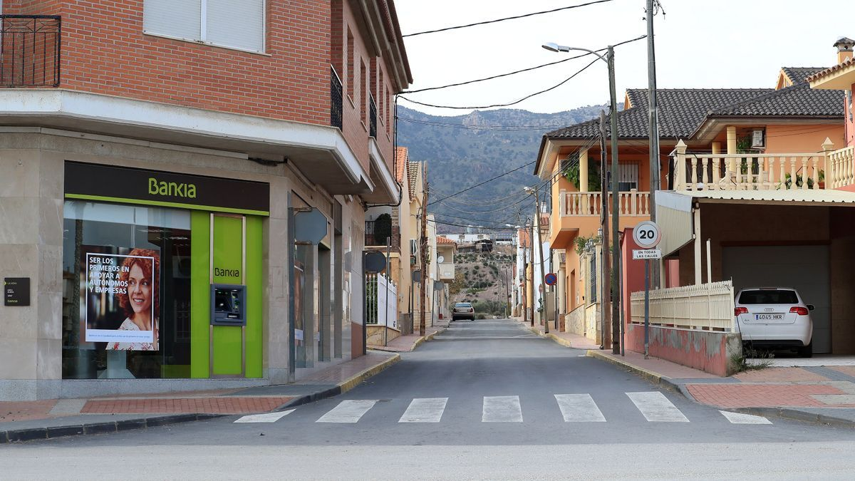 Una de las calles donde se han producido los disparos.