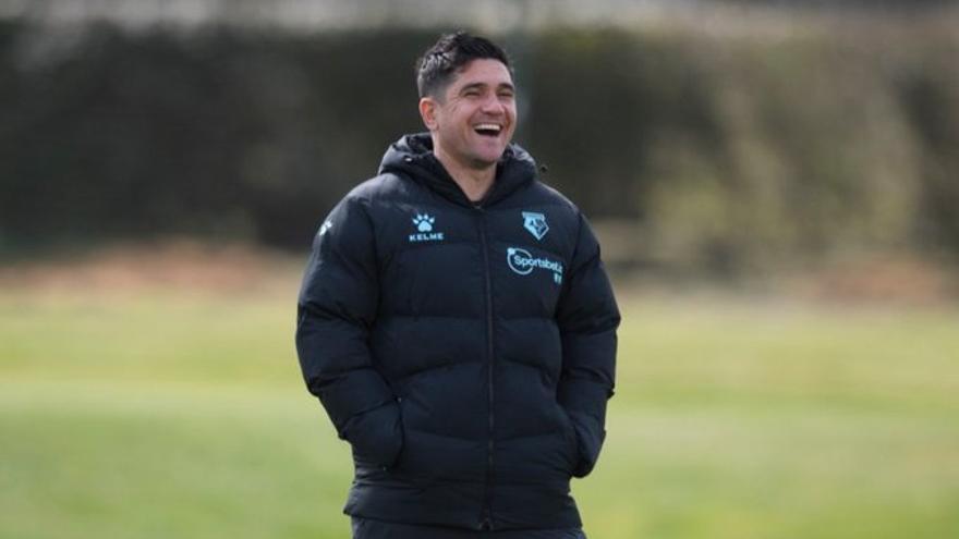 Xisco Muñoz lleva al Watford a la Premier League