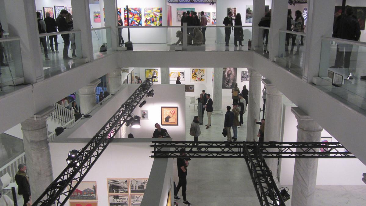 Se podrán contemplar las obras digitales de los holandeses SMACK, el colectivo El Novak Zen y el artista hispano-croata Filip Custic.