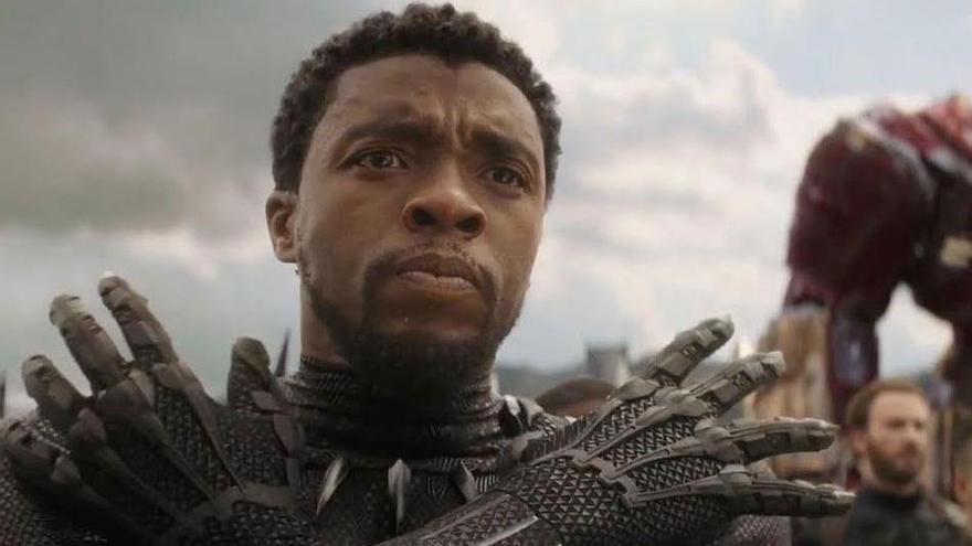 Los fans exigen a Marvel no sustituir a Chadwick Boseman en Black Panther