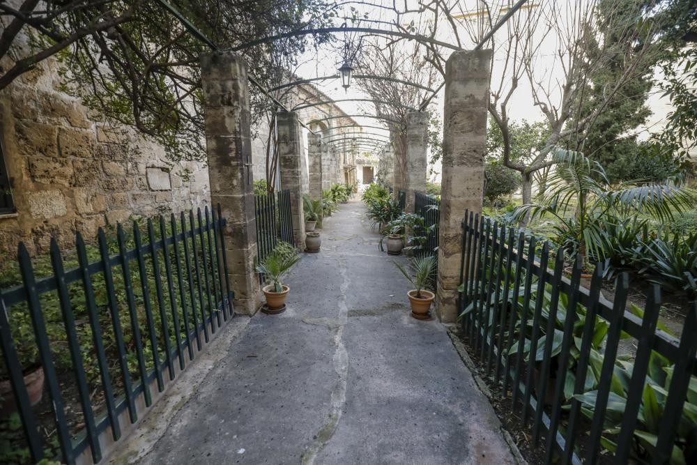 El Convent de les Caputxines de Palma muestra sus secretos