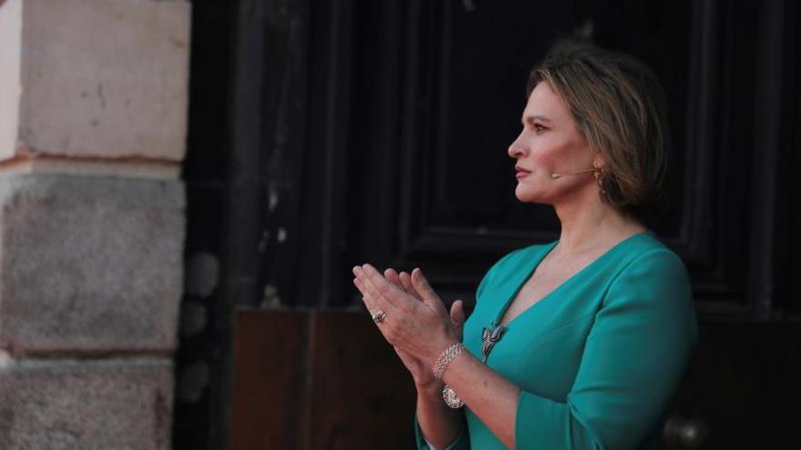 Ainhoa Arteta se cae del programa del festival de zarzuela por covid