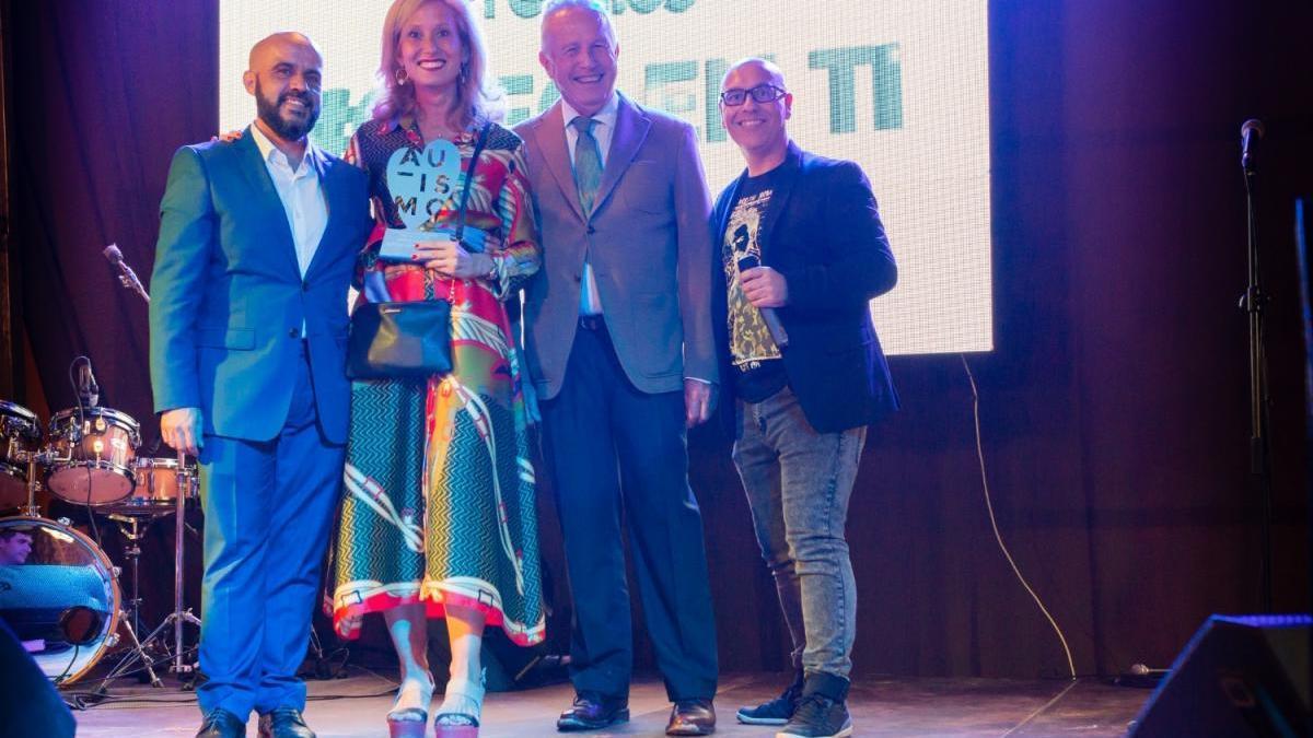 Importante respaldo a Autismo Córdoba en su cuarta gala #Creo en ti