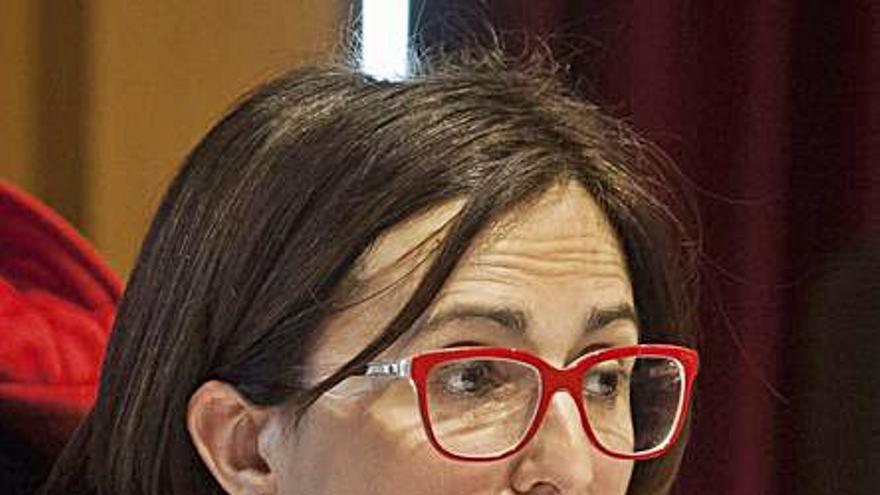 La alcaldesa de Oímbra, Ana Villarino, será la nueva secretaria general del PP provincial