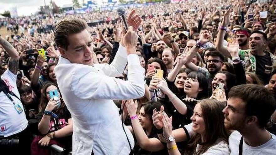 O Son do Camiño empata en popularidad con festivales españoles más consolidados