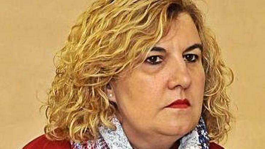 """La alcaldesa de Riosa se defiende en el Juzgado: """"No merezco pasar por esto"""""""