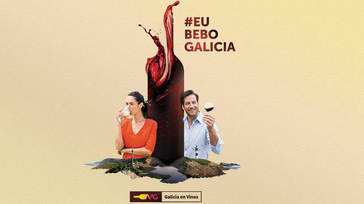 Galicia en Vinos desnuda este sábado la cosecha 2020 en el especial #EuBeboGalicia