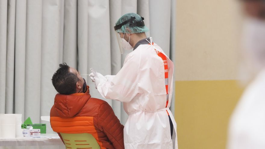 Aragón notifica 39 nuevos casos, 5 más que hace una semana y ningún fallecido