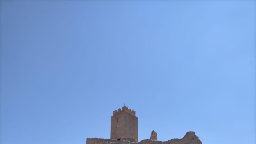 Cadrete inicia una nueva fase de recuperación de su fortaleza musulmana