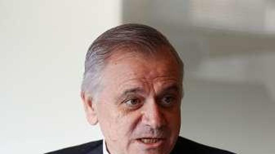 Ulacia asume la presidencia de Tubos Reunidos