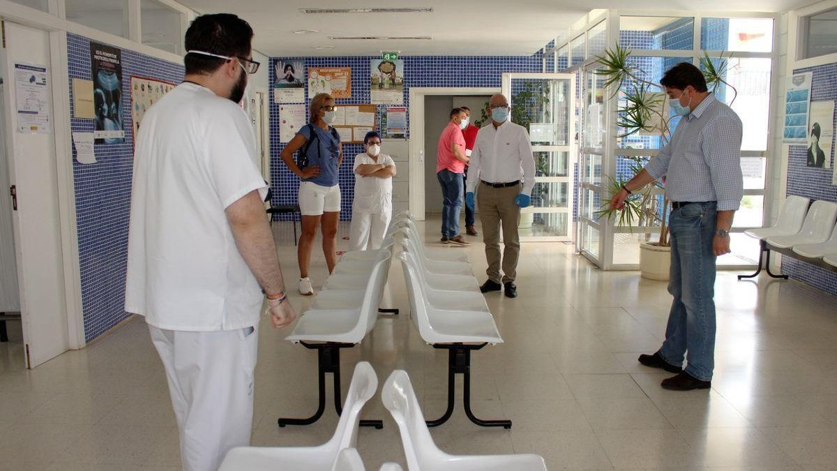 Se han inspeccionado todos los consultorios médicos