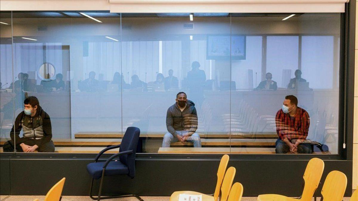 ELs acusats dels atemptats del 17-A, a l'Audiència Nacional
