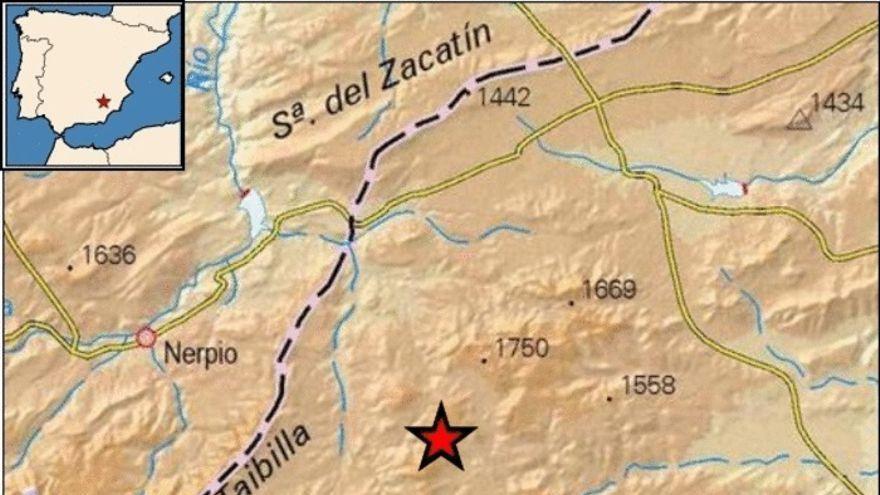 Un enjambre sísmico sacude Murcia desde este domingo