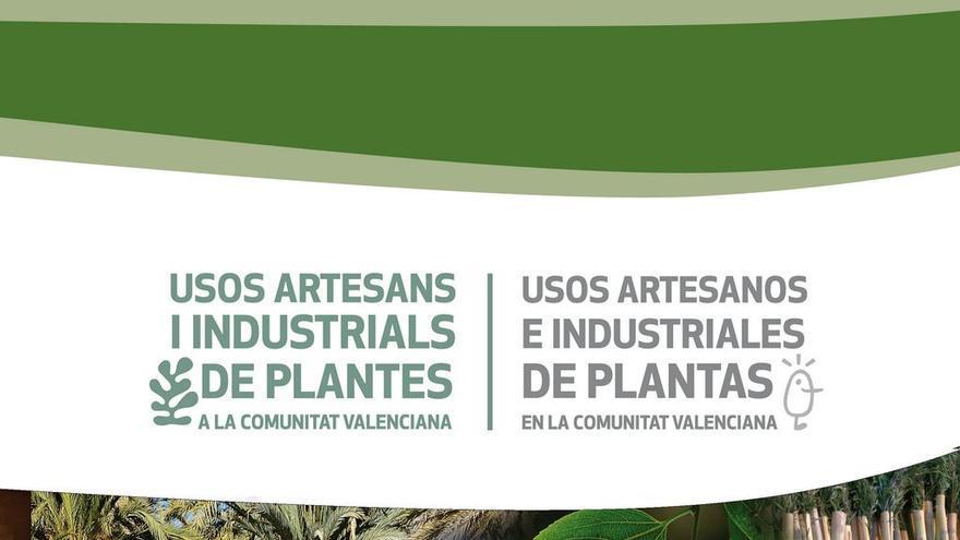 56 Fira del Llibre de València: Presentación libro Usos artesanos e industriales de las plantas