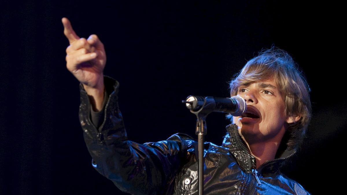 El cantante Carlos Baute.