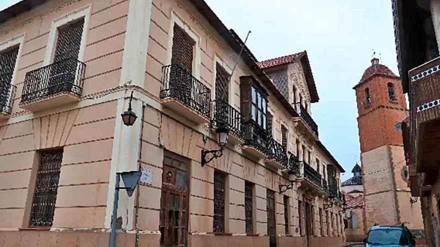 MC pide al Gobierno que restaure la Casa Rubio