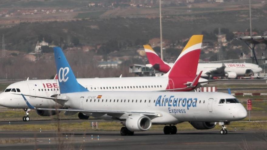 Los 27 avalan flexibilizar los 'slots' a las aerolíneas para evitar los vuelos fantasma