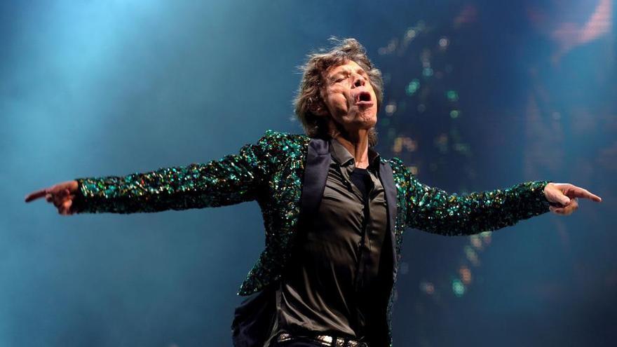 Mick Jagger, 75 años de satánica juventud