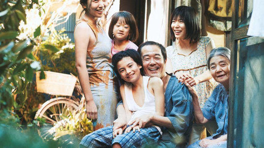 L'aclamat drama japonès 'Un asunto de família', Palma d'Or, irromp als cinemes