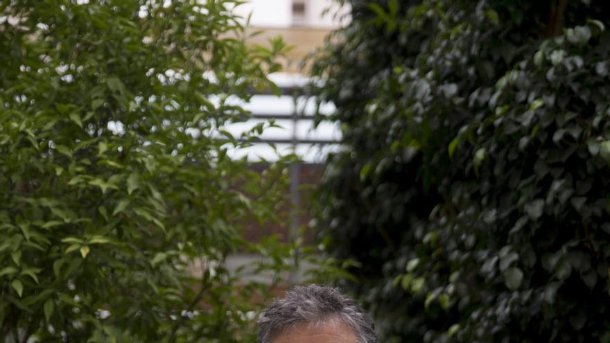 """Jaume Plensa: """"Mis ojos están en mis dedos, necesito acariciar las cosas"""""""
