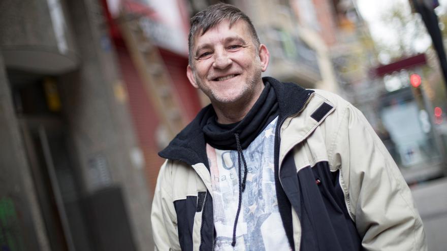 Muere el actor Enric Molina, protagonista de 'Sin techo', a los 54 años