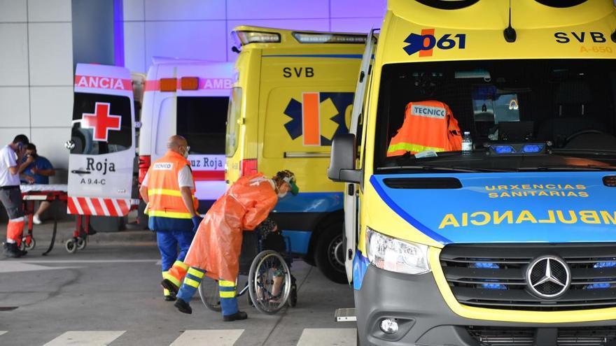 Los mayores con Covid en residencias ya superan el centenar y Galicia suma tres muertes más