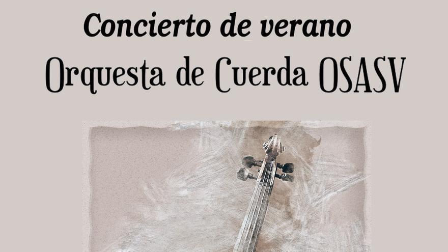 Orquesta de Cuerda OSASV