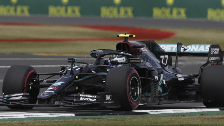El GP del 70º Aniversario de Fórmula 1, en directo