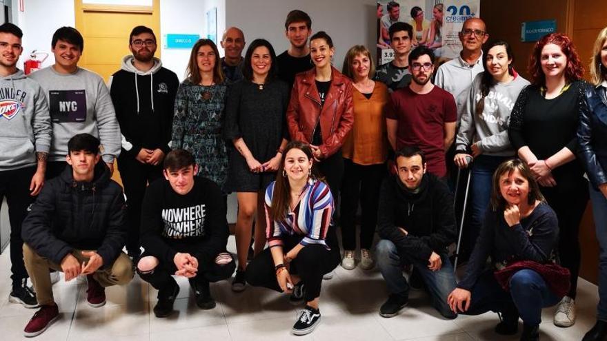 Trece jóvenes de la Marina Alta, de Erasmus a Florencia, Viena y Lisboa