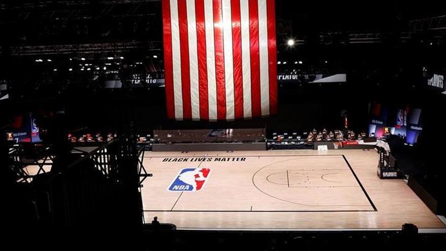 Un total de 48 jugadores de la NBA dan positivo por covid-19 en seis días