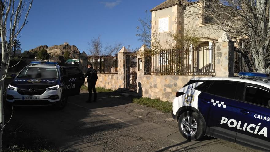 Pillado 'infraganti' mientras robaba en una casa en Calasparra