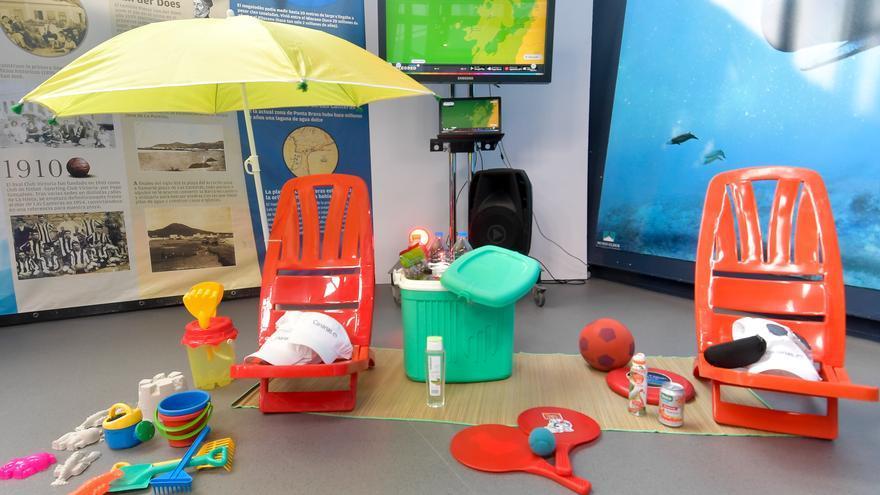 Exposición 'Playas Inteligentes, entornos seguros' en el Museo Elder de la Ciencia y la Tecnología