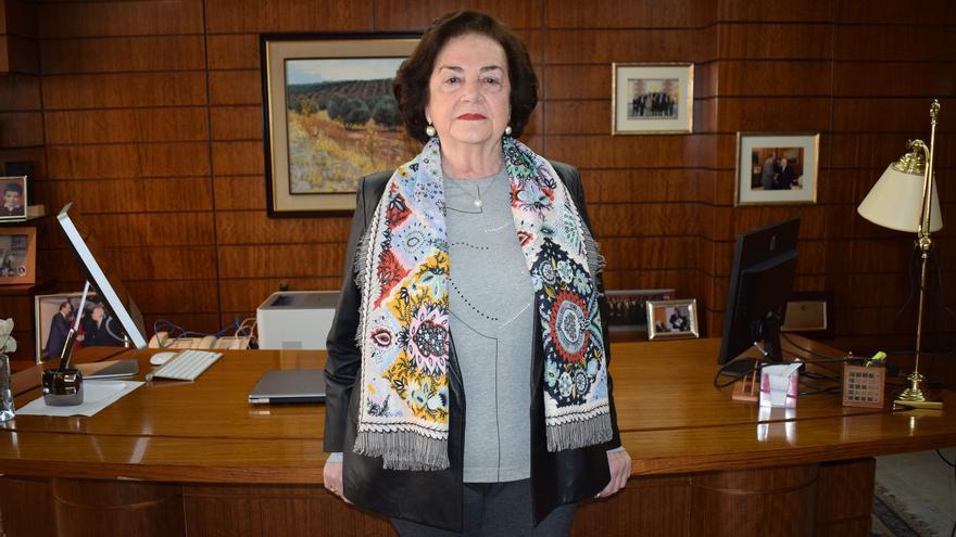 Las empresarias y profesionales alicantinas homenajearán a Carmen Robles en el 25 aniversario de Aepa