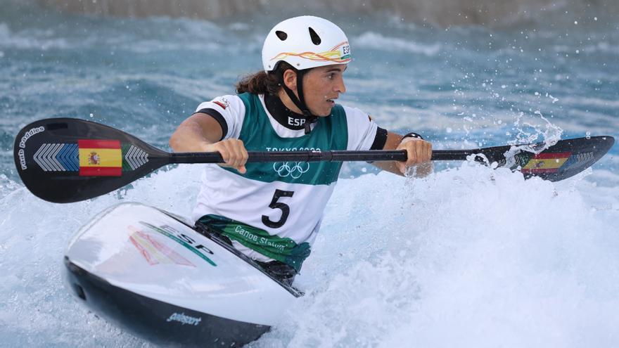 Maialen Chourraut, medalla de plata en Piragüsime