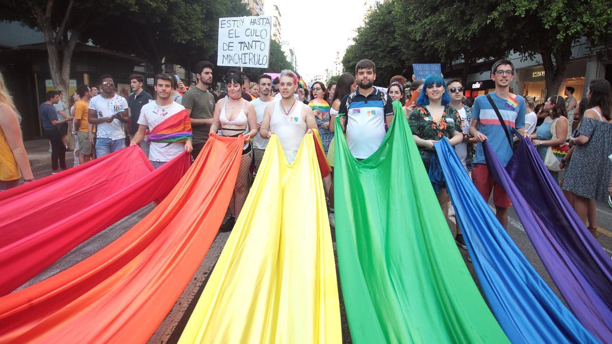 Manifestació Dia Orgull València | Horari i recorregut marxa LGTBIQ+