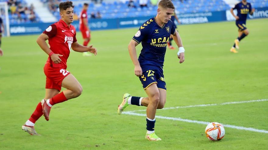Todas las imágenes del UCAM Murcia - Sevilla Atlético
