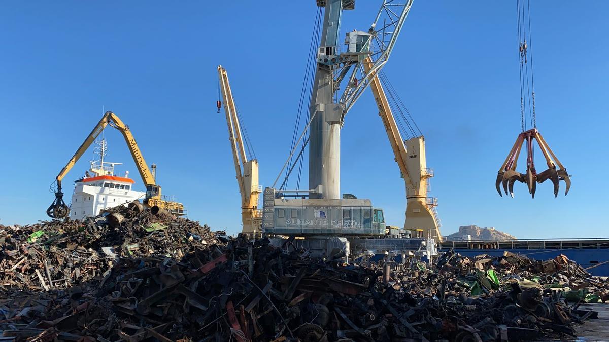 La empresa ofrece soluciones técnicas integrales en la gestión de residuos